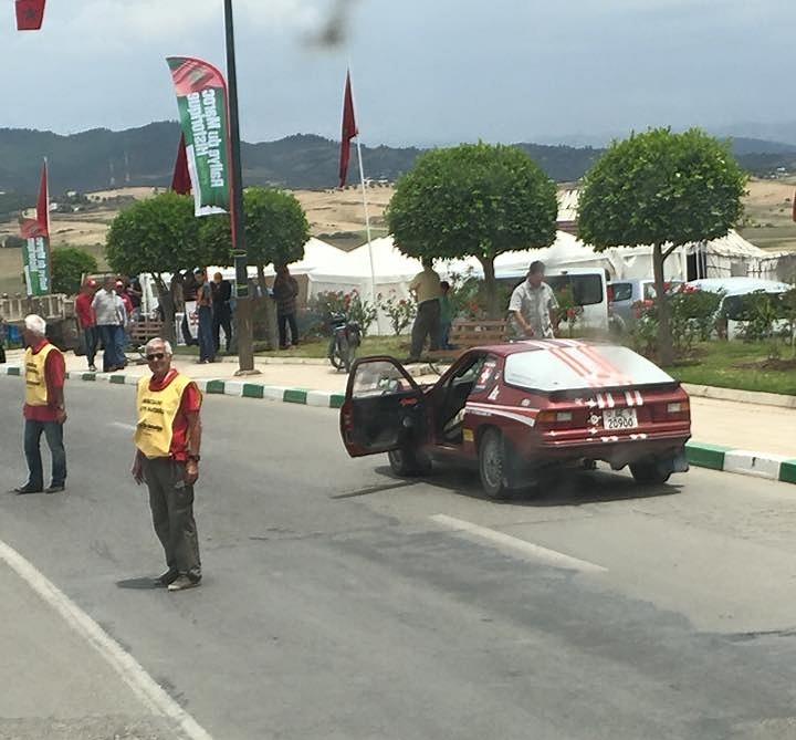 Maroc le mot de la fin frank servais car racing blog - Garage mercedes villeneuve loubet ...