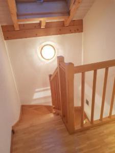 Escalier depuis 1er